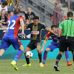 """""""A great exercise"""": Union-Crystal Palace draw, Reading United clinches division title, more"""