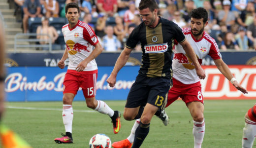 Match report: Philadelphia Union 0-2 New York Red Bulls