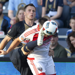 In Pictures: Union 3-0 DC United
