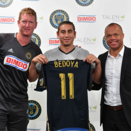 Transcript and video: Alejandro Bedoya introductory press conference