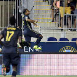 In Pictures: Union 2-0 Sporting KC