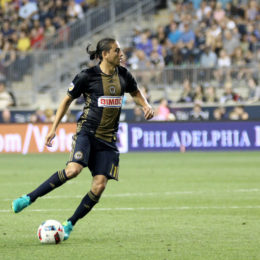 Player of the Week: Alejandro Bedoya