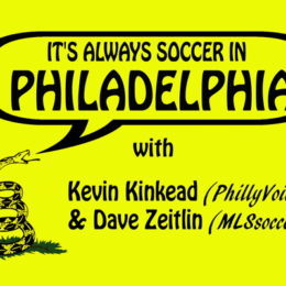 It's Always Soccer In Philadelphia: In my opinion, that sucked