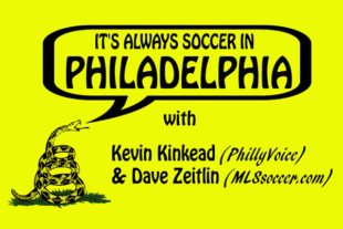 It's Always Soccer in Philadelphia: Kevin's wedding, Bedoya's beef, and Buffalo Wild Wings
