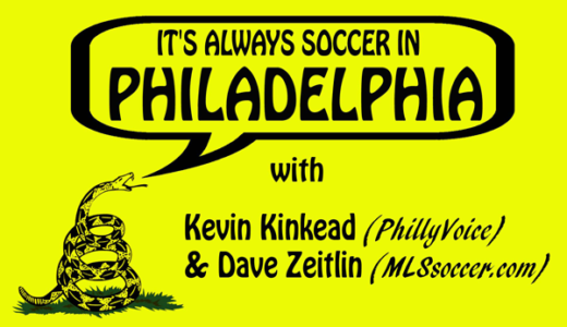 It's Always Soccer in Philadelphia pod: Tribbett, Yaro, and Kevin's bachelor party