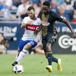 In Pictures: Union 1-3 Toronto FC