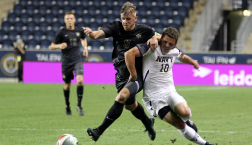 Army-Navy Cup In Pictures: Army 1-0 Navy