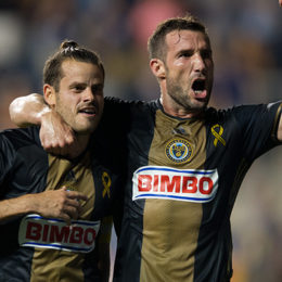 In pictures: Union 1-1 Montreal Impact