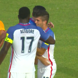 Match report: St. Vincent and the Grenadines 0-6 USA