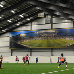 Violence mars soccer experience at YSC Sports