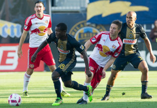In pictures: Union 0-2 NY Red Bulls
