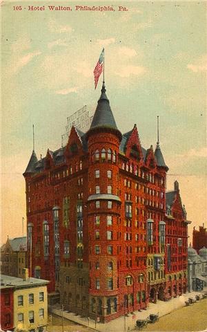 The Hotel Walton