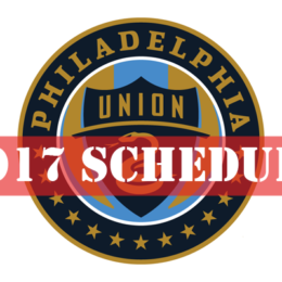 2017 Union schedule announced