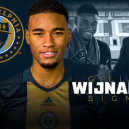 Union sign defender Giliano Wijnaldum
