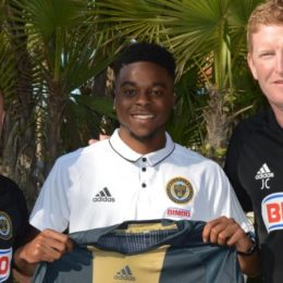 Union sign draft pick Marcus Epps