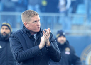 Curtin's press conference: Red Bulls, injuries, and influx of youth