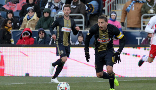 Alejandro Bedoya, for club and country