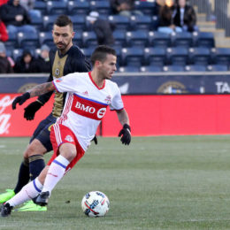 "Curtin says the Union face a ""dangerous"" opponent in Toronto FC"
