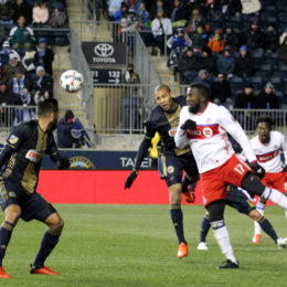 Player Ratings: Toronto FC 3 – 0 Philadelphia Union