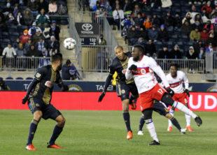 Player Ratings: Toronto FC 3 – 0 Philadelphia Union