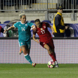 USWNT downs Germany 1-0 in Chester