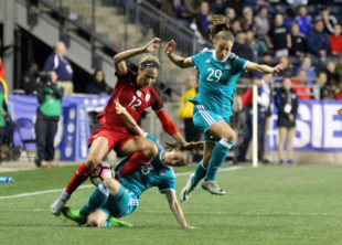 News roundup: Trash talk, USWNT in Chester, Dallas through in CCL, Steel down Nova, more