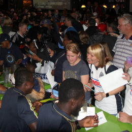 "In pictures: Philadelphia Union ""Meet the Team"" day"