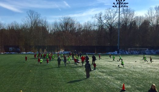 Union Pre-Academy Tryout at YSC