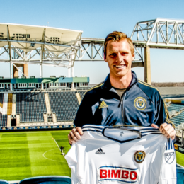 Union sign goalkeeper Jake McGuire