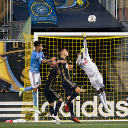 Philadelphia Union vs. New York City FC quick reference