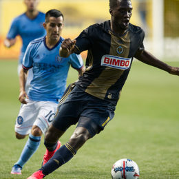 The continuing conundrum of C.J. Sapong