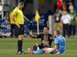 Player ratings: Philadelphia Union 0 – 2 New York City FC