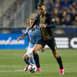 Haris Medunjanin is hurting the Union