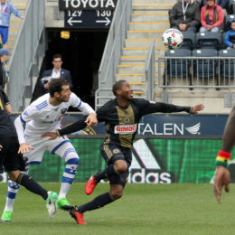 Philadelphia Union vs. Montreal Impact quick reference