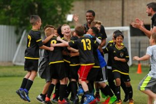 2008 CFC Dortmund Black wins the IberCup USA 2017