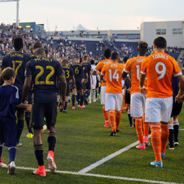Match report: Houston Dynamo 1-3 Philadelphia Union