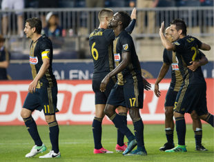 In pictures: Union 2-0 Houston Dynamo