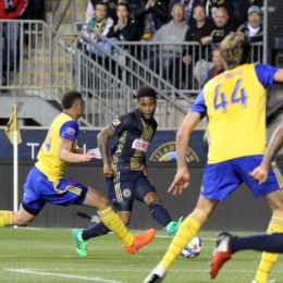 In Pictures: Union 2-1 Rapids