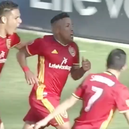 Match report: Real Salt Lake 1-0 Philadelphia Union