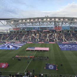 Match report: Philadelphia Union 2-1 Colorado Rapids
