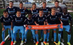 Ocean City v Evergreen FC