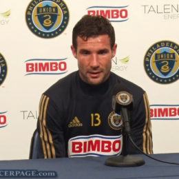 Postgame video: Union 2-0 Dynamo
