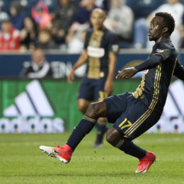 News roundup: Sapong receives praise, Jones to U-20 World Cup, US Open Cup starts, and more