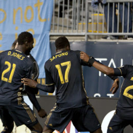 In pictures: Union 3-0 Red Bulls