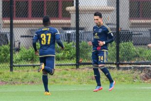 Match report: Bethlehem Steel FC 2 – 0 New York Red Bulls II