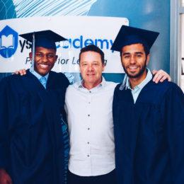 Union Academy graduation highlights Bethlehem Steel brotherhood