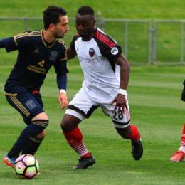 Match Report:  Bethlehem Steel FC 1-1 Ottawa Fury