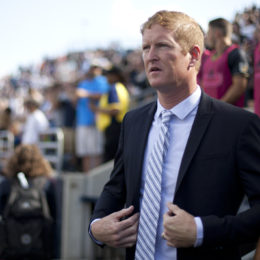Jim Curtin to return as Union head coach in 2018