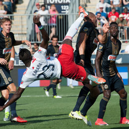 News roundup: Union dominant in 3-0 victory