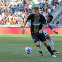 Friendly match report: Philadelphia Union 2-2 Swansea City